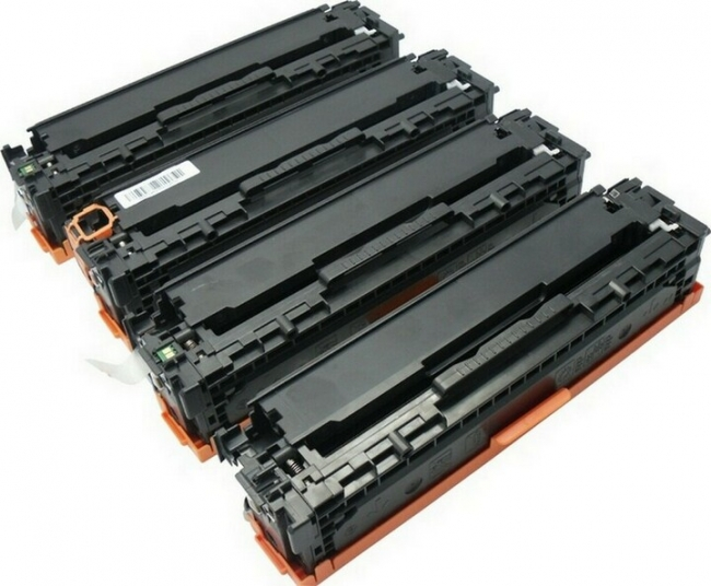 Low price for Toner Cartridge CB540A/41A/42A/43A for HP