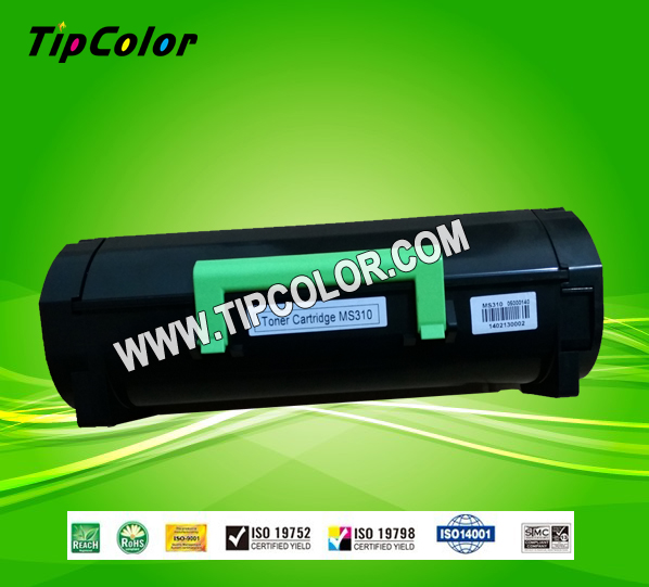 MS310 MS410 MS510 MS610 toner cartridge