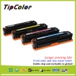 HP CF400A  CF401A  CF402A  CF403A  compatible color toner cartridge