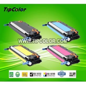 HP Q7560A compatible color toner cartridge