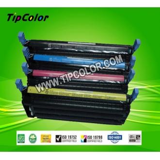 HP C9720A compatible color toner cartridge
