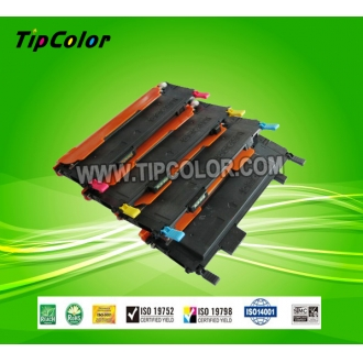 SAMSUNG CLT-K407S/ C407S/ M407S/ Y407S compatible color toner cartridge