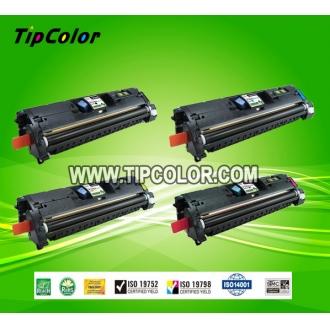 HP C9700A compatible color toner cartridge